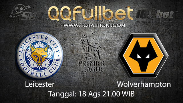 Prediksi Bola Jitu Leicester vs Wolverhampton (English Premier League)