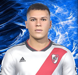 PES 2019 Faces Juan Fernando Quintero by Fede
