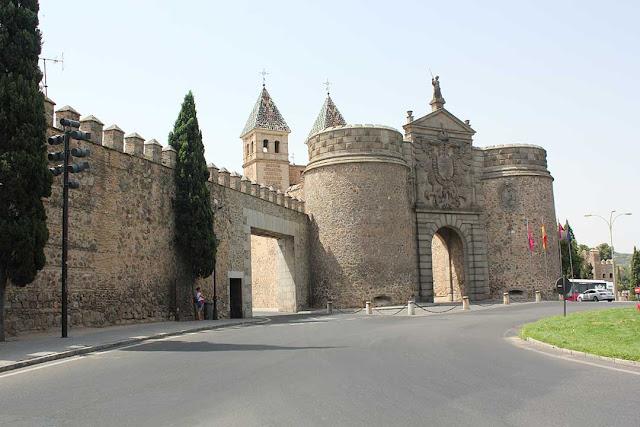 Puerta Visagra de Toledo