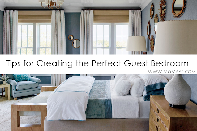 Tips for Creating the Perfect Guest Bedroom
