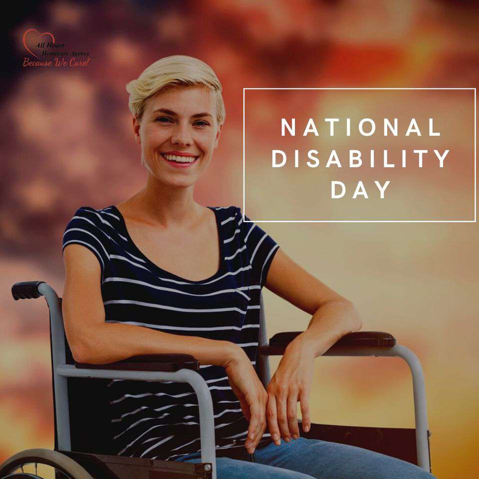 National Disability Day Wishes for Instagram