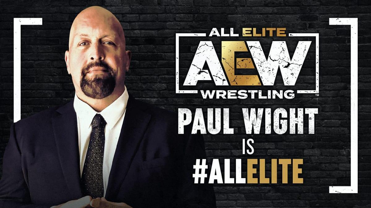 Big Show assina com a AEW