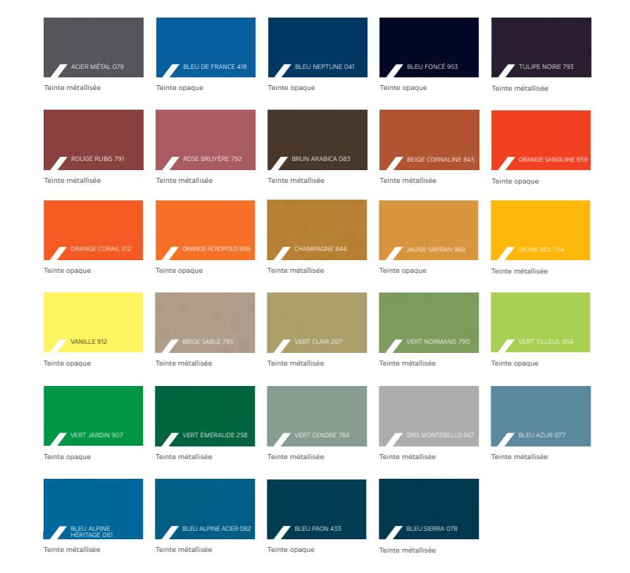 alpine a110 2021 couleurs colors