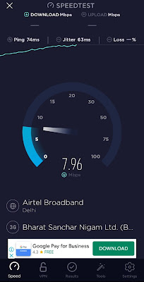 Increase jio speed global apn setting jio