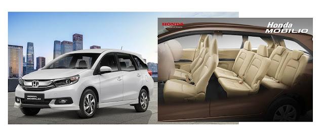 Fitur Honda Mobilio 2019 Terbaru