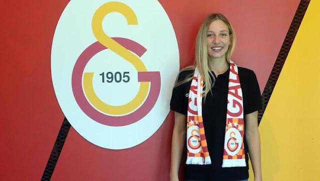 Cansu Köksal: Galatasaray'da kaptan olmak büyük bir onur!