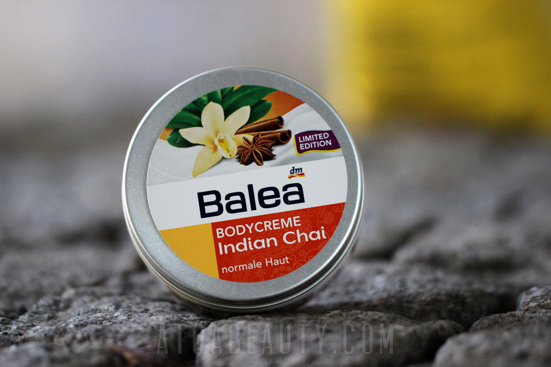 Balea • Indian Chai • Bodycreme