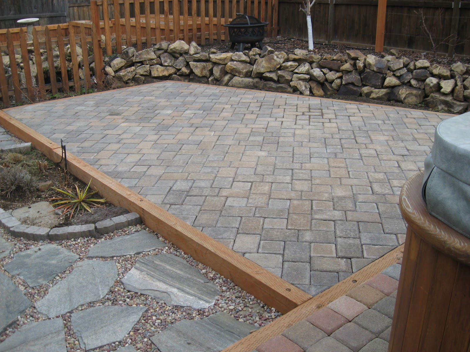 Dwell Concepts: Paver Patio