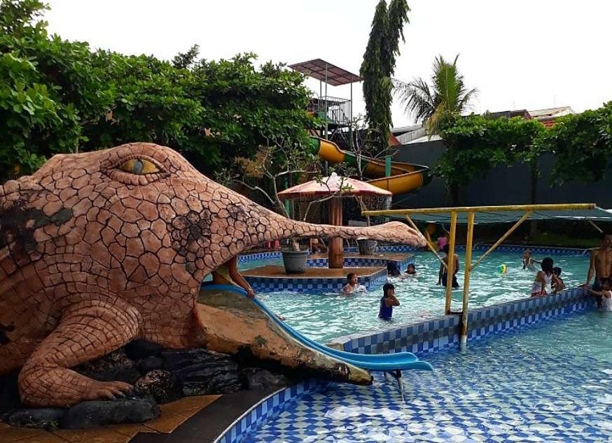 Primavera Waterpark Surabaya
