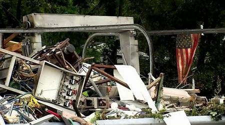 United States: Tennessee ravaged by historic rains