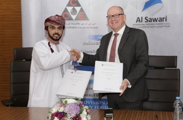 Al Sawari signs $9 million contract with CCED