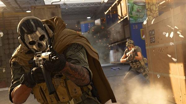 ابتداء من اليوم الدخول مجاني لطور اللعب الجماعي على لعبة Call of Duty Modern Warfare