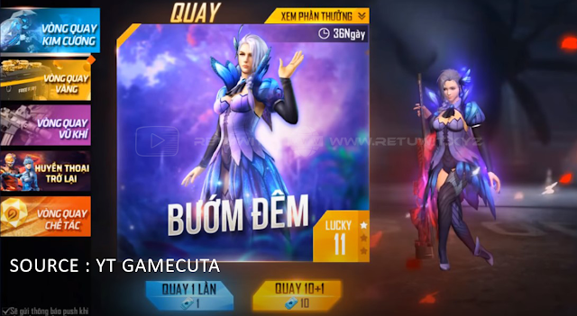 Bocoran Bundle Diamond Royale Terbaru Free Fire Juni 2020