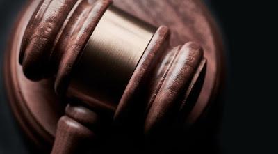مصطلحات المحكمة في اللغة الإنجليزية