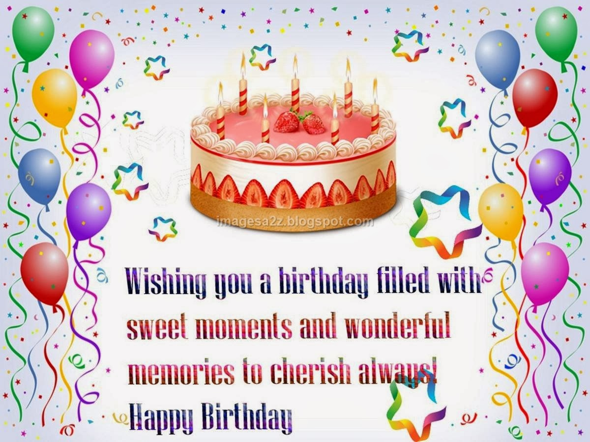 Birthday Wishes For Friends Quotes 123