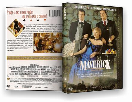 Maverick (1994) DVD-R AUTORADO