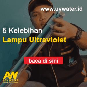 Kelebihan lampu UV
