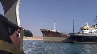 Teroris Syiah Hutsi Targetkan Kapal Tanker Minyak Saudi