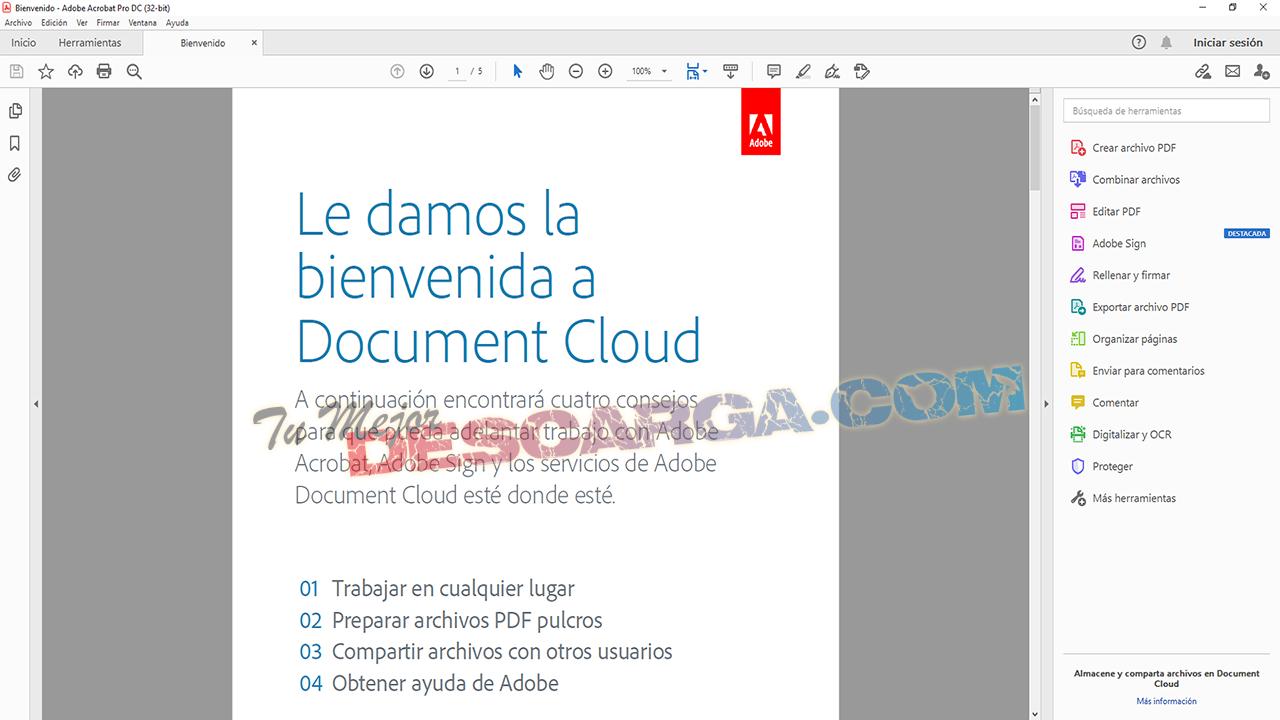 Adobe Acrobat Pro Dc 2