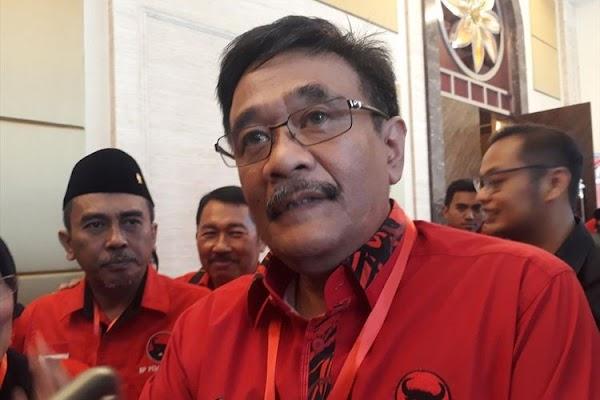 Djarot Syaiful Minta Kader Harus Siap Lawan Politik Pecah Belah di Pilkada Surabaya