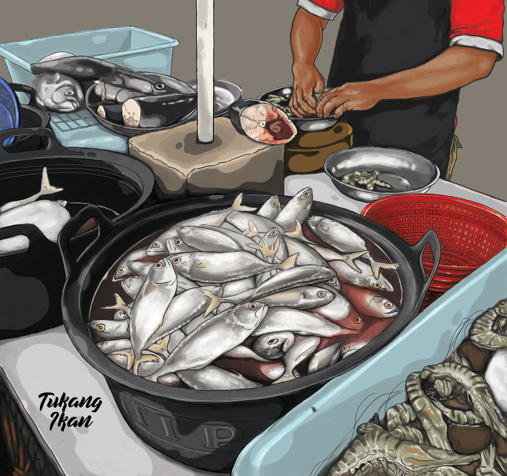 Asal Usul Nama Ikan Kembung Enjoy Indonesia