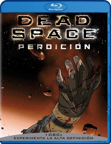 Dead Space: Downfall (2008) 720p y 1080p BDRip mkv Dual Audio AC3 5.1 ch