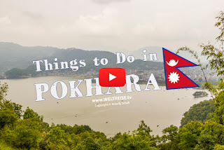 What to do in Pokhara, Nepal? Phewa Lake, Davis Falls, Disneyland, Kamagane park, trekking, sarangkot sunrise point.