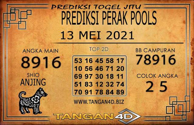 PREDIKSI TOGEL PERAK TANGAN4D 13 MEI 2021