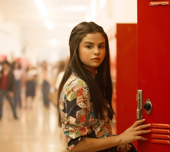 Still Image of Selena Gomez from her video 'Bad Liar'