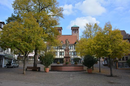 Der Bensheimer Marktplatz 2015, Stoll-Berberich