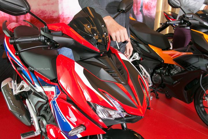 Honda Winner X mới mua nên làm gì và thay thế những gì?