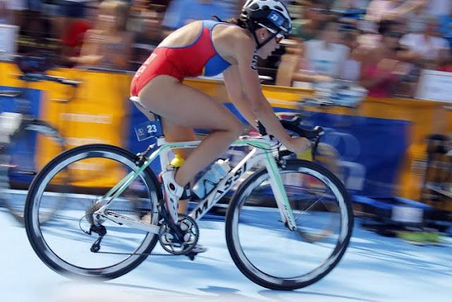 Los próximos objetivos de Anna Godoy son los Campeonatos de España de Sprint y Olímpico
