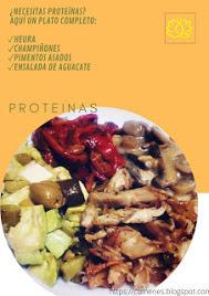 Proteínas veganas saludables