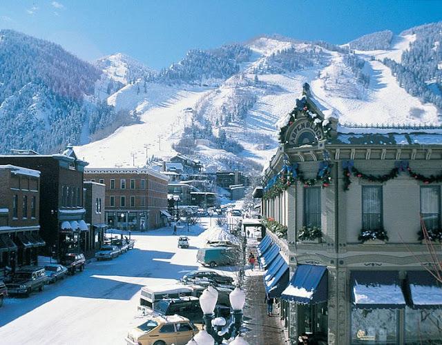 Visita Aspen Colorado
