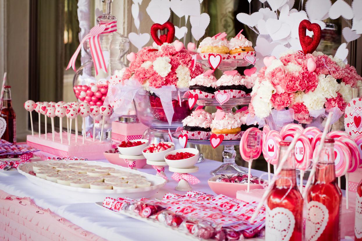 Amanda's Parties To Go: Valentines Party