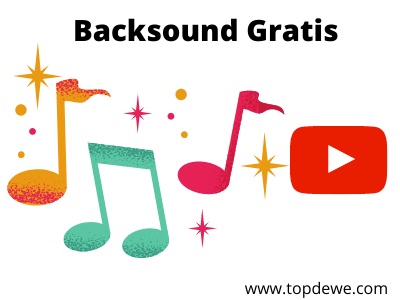 Backsound gratis untuk video youtube