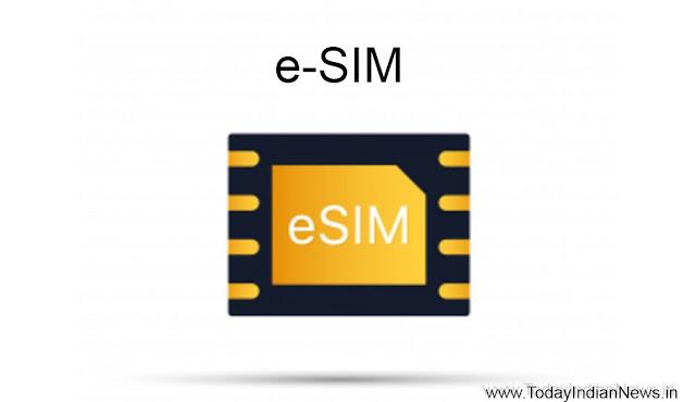 Vodafone Idea e-SIM