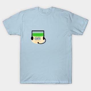 Buzzy Cranium Command Inspired T Shirt On Sale TeePublic