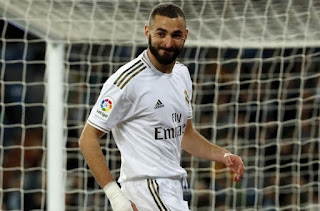 Benzema is in search of his shooting boots