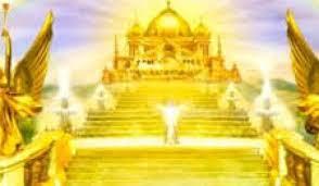 """E veio um dos sete anjos que tinham as sete taças cheias das últimas sete praga, e falou comigo, dizendo: Vem, mostrar-te-ei a esposa, a mulher do Cordeiro"""". """"...a mulher do Cordeiro"""". Uma introdução particularmente solene (21.9-10) prepara a verdadeira descrição da Jerusalém celeste."""