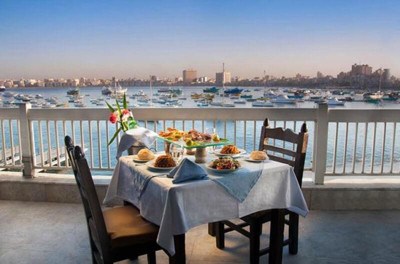 افضل وأرقي مطاعم الإسكندرية 2021