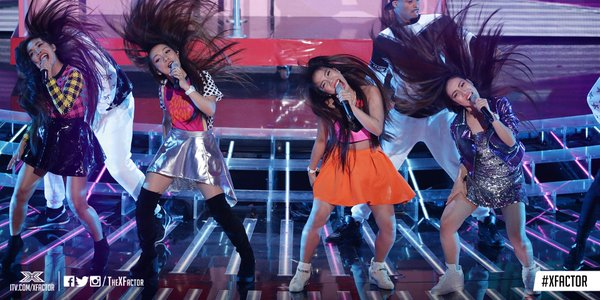 4th Impact gives a hair-raising performance of 'Sound of the Underground'