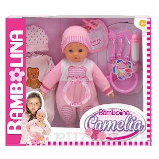 кукла Камелия