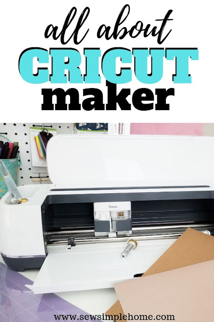 Get your questions about the Cricut Maker machine answered in this review of the Maker and its products.  Great for beginners and advanced users alike.