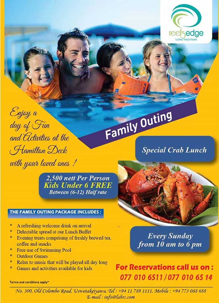 Enjoy a day of fun and activities at the Hamilton Deck with your loved ones.