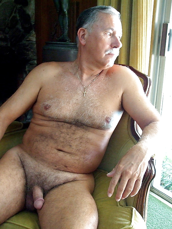 Hot silver daddy porn think, that