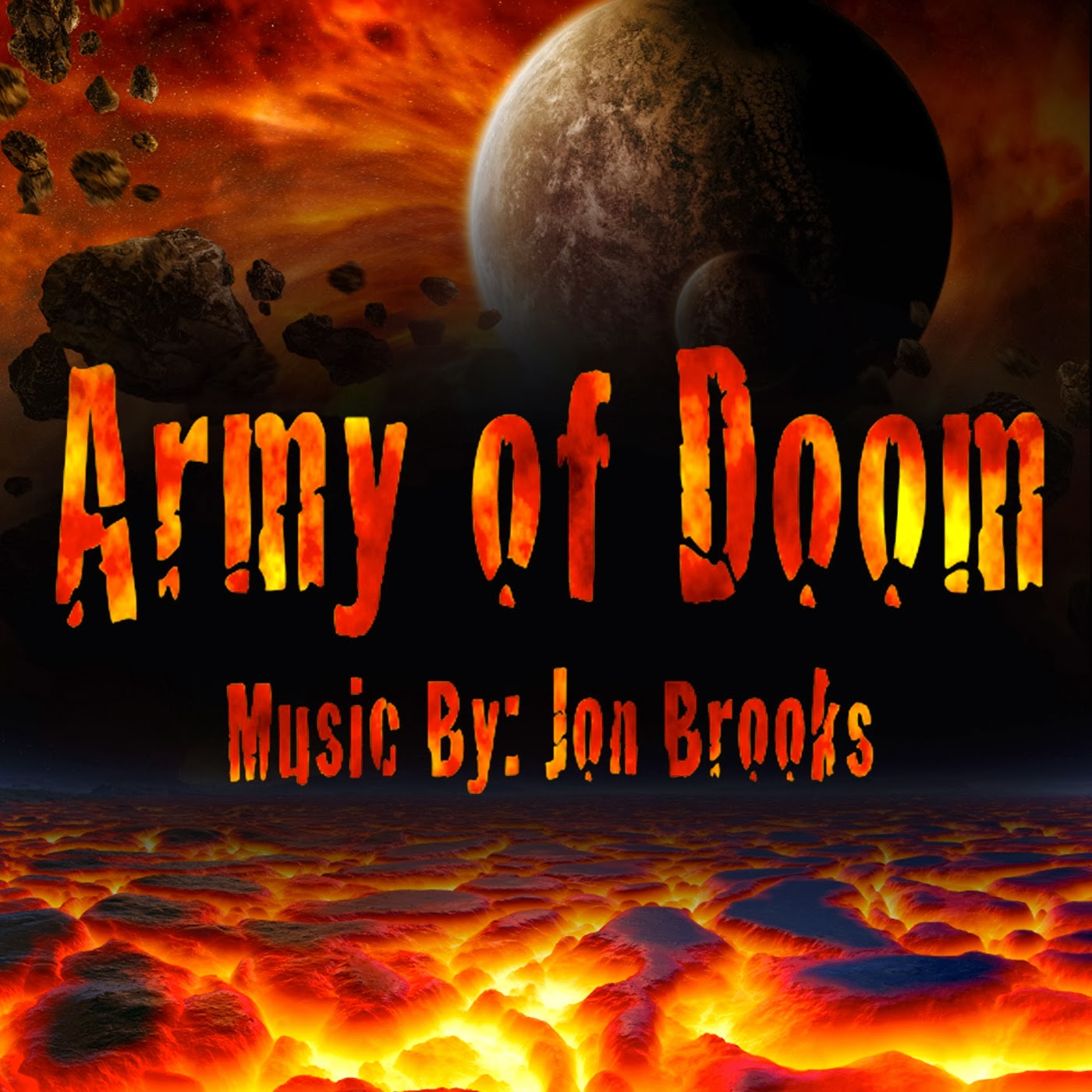 Jon Brooks - Music Production for Film, Television, Artists