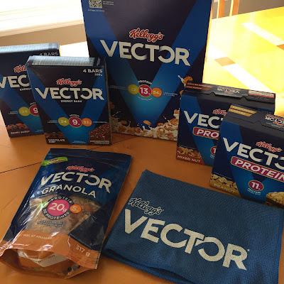 Addicted to Recipes | Kellogg's Vector Prize Pack
