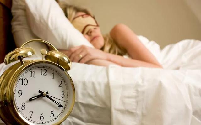 Sleep Less Than 8 Hours