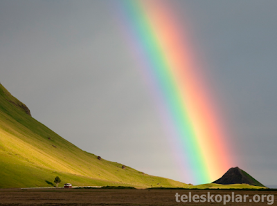 Gökkuşağı ve 7 renk